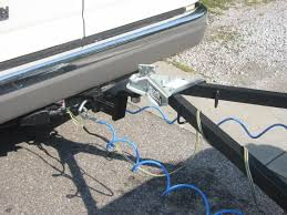 bar slope cables cables links trailer wiring