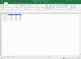 Sample Excel Document Create Microsoft Excel Line Chart In C Net Dev Community
