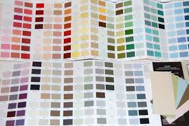 Look At All The Amazing Colors All Of The Martha Stewart
