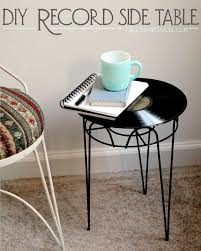 We love the knots and all the imperfections in the wood. 15 Awesome Diy Side Table Ideas