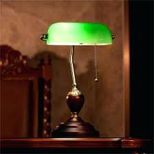 emerald green glass desk lamp table lamps power bank