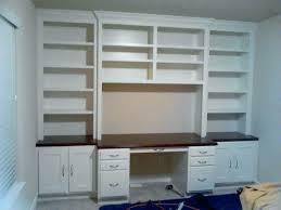 built in desks built in desk wall units built in desks and bookshelves bookshelf with desk