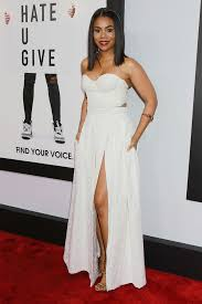 REGINA HALL at The Hate You Give Premiere in New York 10/04/2018 –  HawtCelebs