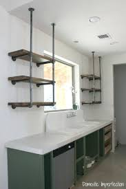 Industrial Kitchen Shelving Open  Augchicago.org a