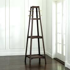 wooden coat racks free standing wood coat rack with shelf plans racks outstanding wooden free standing