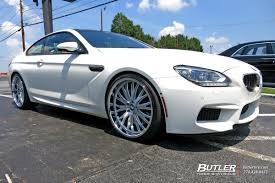 BMW Convertible custom m6 bmw : BMW M6 custom wheels TSW Monaco 22x, ET , tire size / R22. x ET