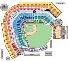 Pittsburgh Pirates Stadium Seating Chart Season Ticket Holders Seating And Pricing 2013