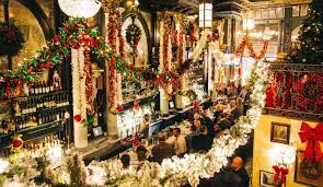 nyc spots go all out with holiday decor