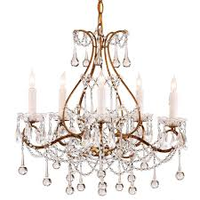 ornate lighting. Ornate Lighting. Lighting - Crystal Teardrops Chandelier \\u2014 Gold I