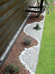 Small Picture Best 10 Rock flower beds ideas on Pinterest Landscape stone