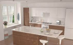 Vovell.com cucina grigia e bianca