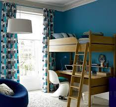 Boys Blue Bedroom
