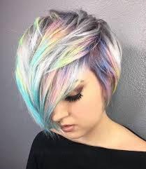 Holographic Hair The Hottest New Hair