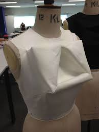 Structural Design Definition Fashion 3d Pattern Making Bodice Structure With Integrated Three