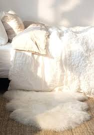 fur rugs rug furry rugs for bedroom beautiful how to rock a faux fur rug