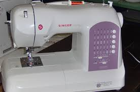 Singer Curvy Sewing Machine
