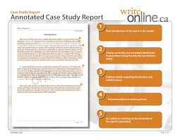 write online case study report writing guide parts of a case study case study sample introduction
