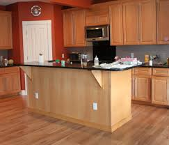 Hardwood Flooring In The Kitchen Owlatroncom A Fantastic Kitchen And Breakfast Area With Wooden
