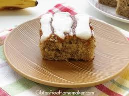 Banana Cake Gluten Free Homemaker