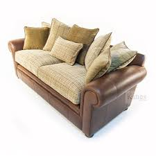 reupholster leather sofas with fabric