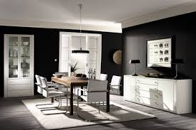 White Furniture Living Room Decorating 25 Black And White Decor Inspirations