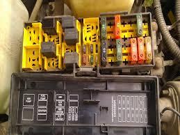 1998 wrangler fuse diagram wiring diagrams 1997 jeep wrangler fuse box diagram at 1999 Jeep Wrangler Fuse Diagram