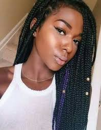 18 diffe ways to accessorize your box braids