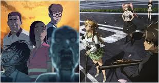 If you are in search of a beautiful korean name for. The 15 Best Zombie Anime To Watch Right Now Cbr