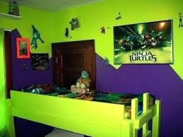 Ninja Turtles Bedroom Decor Ninja Turtle Bedroom Set Creative Ninja ...