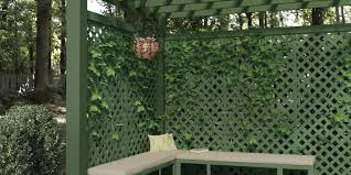 vinyl lattice fence panels. Exellent Vinyl Square Vinyl Lattice Fence Panels Black Arched Privacy Brown Panel X Feet  For Sale To T