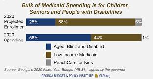 Georgia Families Health Plan Comparison Chart Georgia Health Care Budget Primer For State Fiscal Year 2020