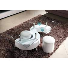c shaped coffee table uk s shape with stools white egg shaped glass coffee table