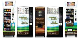 Healthy Vending Machines San Antonio Stunning Healthy Vending Machines Make Local Debut News Is My Business