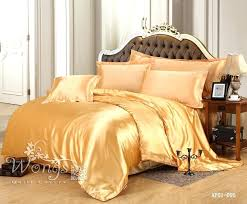 solid color comforter sets new bedding set silk like solid gold yellow solid color baby crib sets