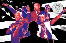 Obama and Rap social