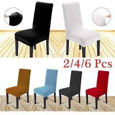stretch spandex chair covers slipcovers dining room wedding banquet party décor