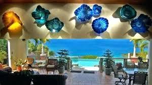 viz art glass glass plate wall art ingenious inspiration glass plate wall art blown decor tags viz art glass