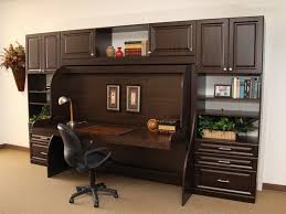 Murphy bed office Wood 3648 Omniwearhapticscom Murphy Beds Photo Gallery More Space Place