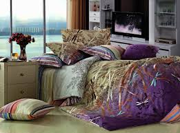 New REVERSIBLE DRAGONFLY FIELD Duvet Cover Twin 2Pcs Set and ... & S l1600 Adamdwight.com
