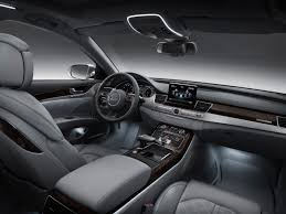 View of Audi A8 L W12 Quattro. Photos, video, features and tuning ...