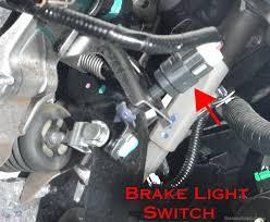 brake light switch symptoms problems