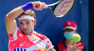 Grigor dimitrov played multiple matches over two weekends at the adria tour before. Dimitrov Wins In Return Two Months After Covid 19 Diagnosis Sportsnet Ca