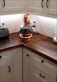 diy wide plank butcher block countertops 15 awesome diy wood countertops style decorating ideas