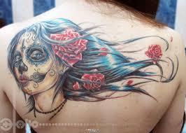 татуировка категории мультяшные номер 733 Tattookru
