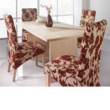 image of the dining room chair covers design