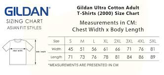 Gildan Ultra Cotton Adult T Shirts 2000