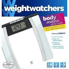 weight watchers digital glass scale weight watchers ysis bathroom digital glass electronic scale weight watchers