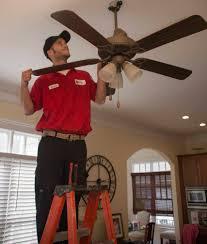 ceiling fan installation in charlotte nc