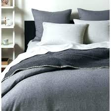 charcoal grey bedding. Plain Charcoal Charcoal Gray Bedding Shop The Best In Modern Duvet Covers From Unison Dark  Grey To S
