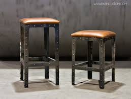 rustic bar stools. Marvelous Furniture Rustic Bar Stools For Modern Room Design Ideasustom Made Stoolovers Logo Fabric Vinyl